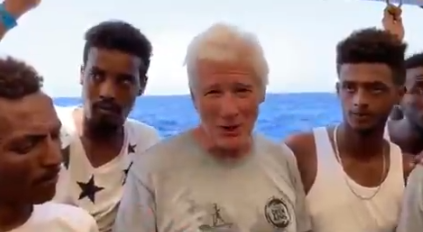 Richard Gere Human Trafficker